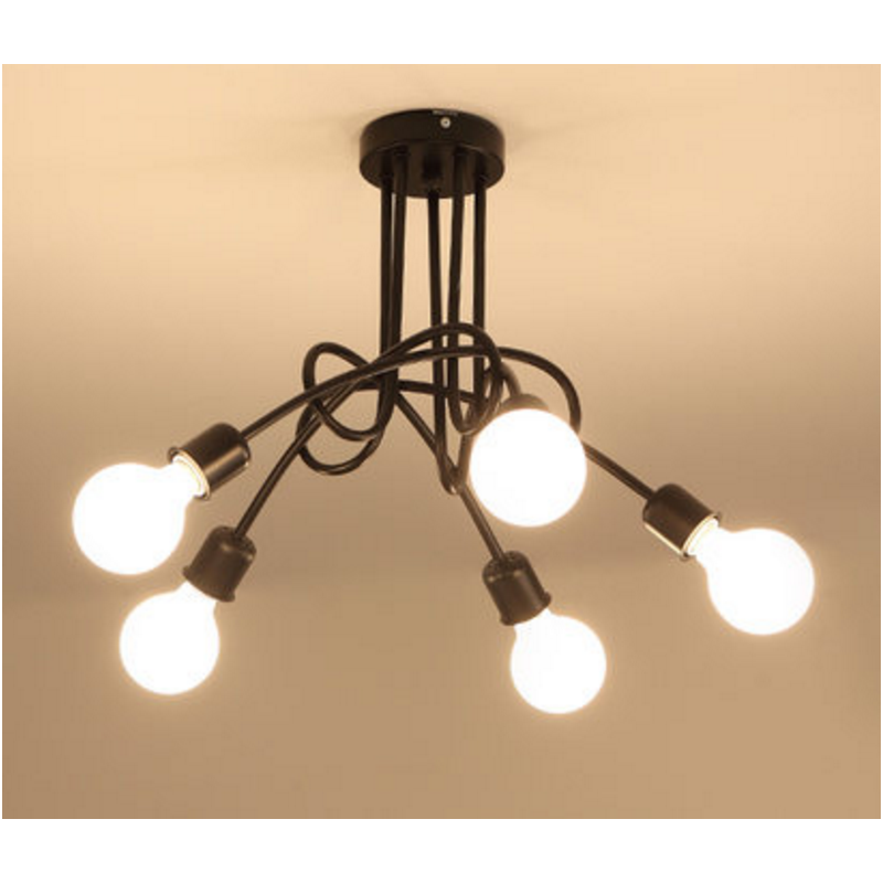 TEXENA Spider Twisted Ceiling Lamp
