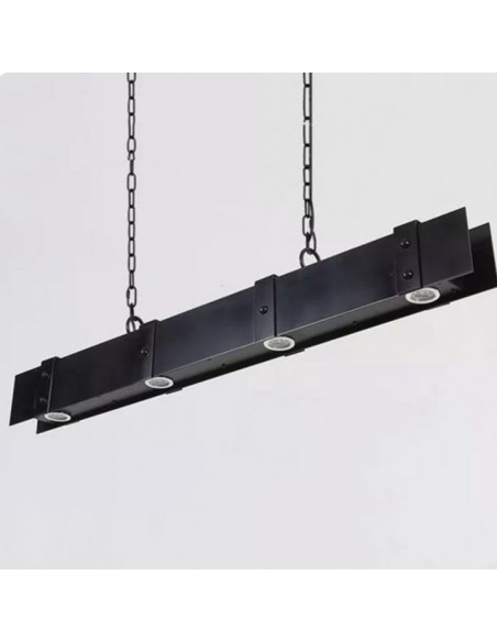 AJAX Raw Industrial Touch Pendant Lamp