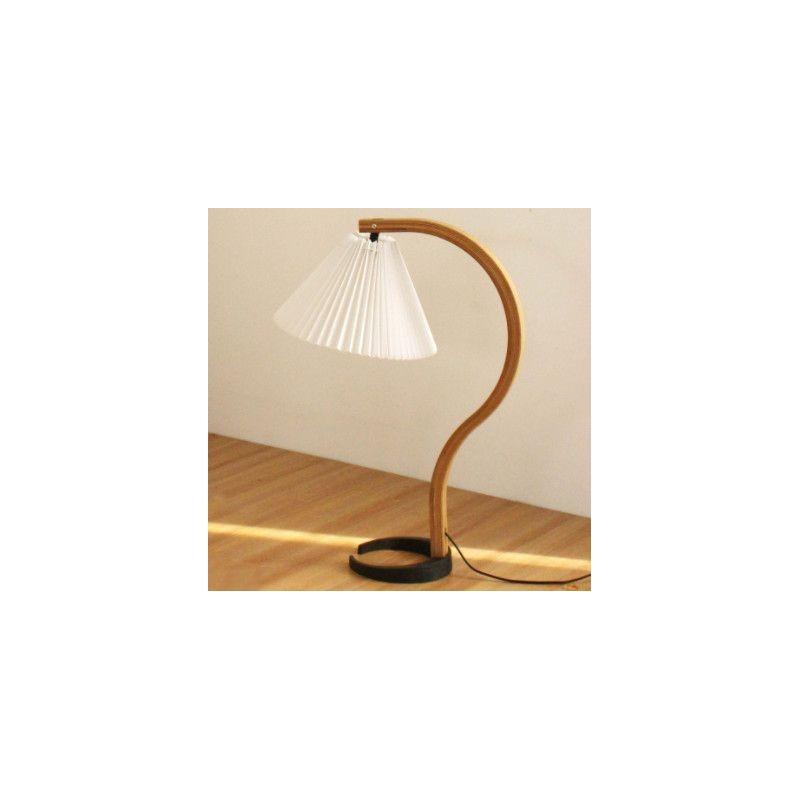 Vintage Corrugated Table Light