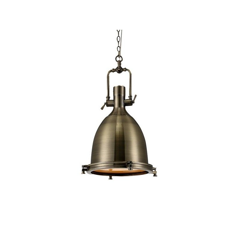 Industrial Country Metal Pendant Light